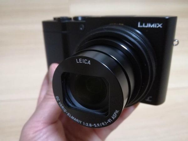 パナソニック コンパクトデジタルカメラ ルミックス TX1