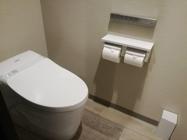 リッチモンドホテル横浜駅前のトイレ