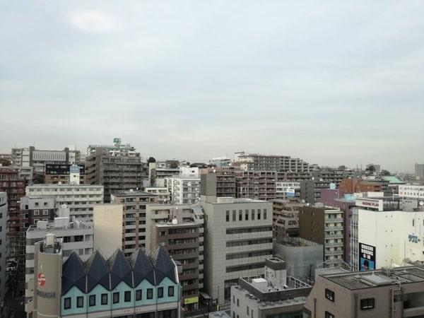 リッチモンドホテル横浜駅前の眺めビュー