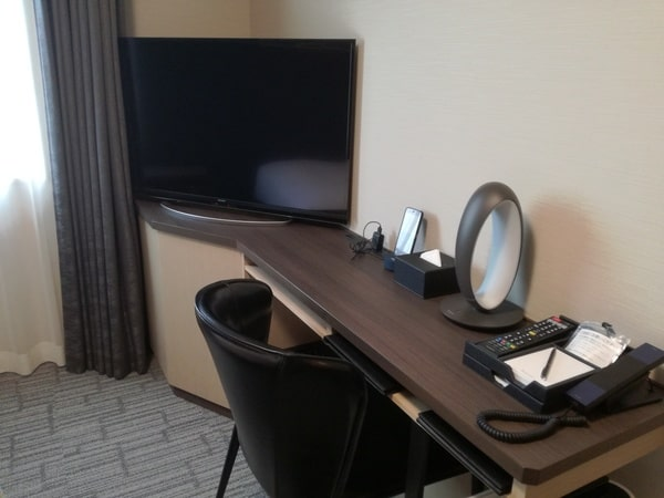 リッチモンドホテル横浜駅前の部屋