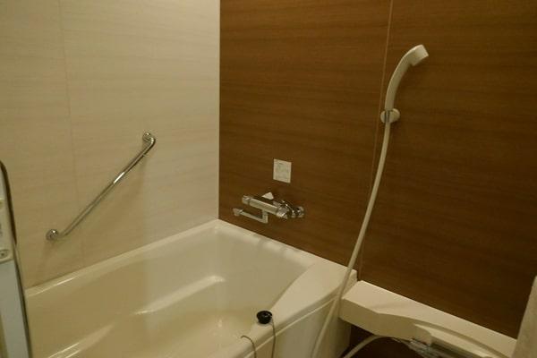 サンルートプラザ東京のバスルーム