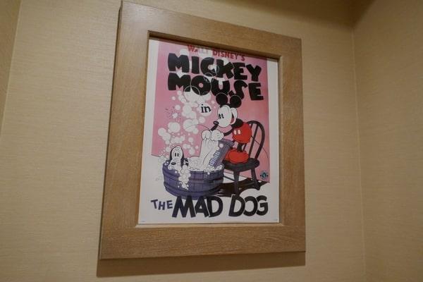サンルートプラザ東京のミッキー