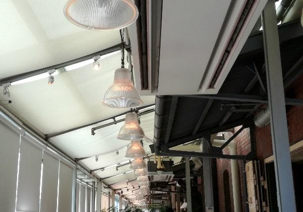 横浜ビルズでランチレストラン